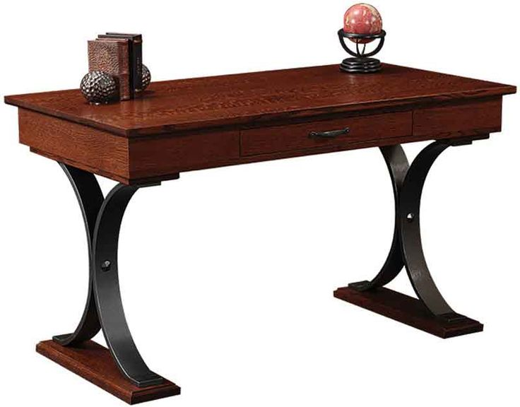 Dickens Wooden Writing Desk