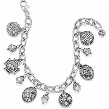 Shields Of Faith Bracelet available at #BrightonCollectibles