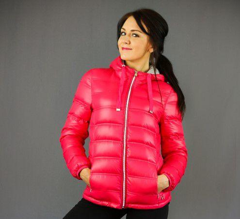 Moke Short Hooded Packable Down Jacket