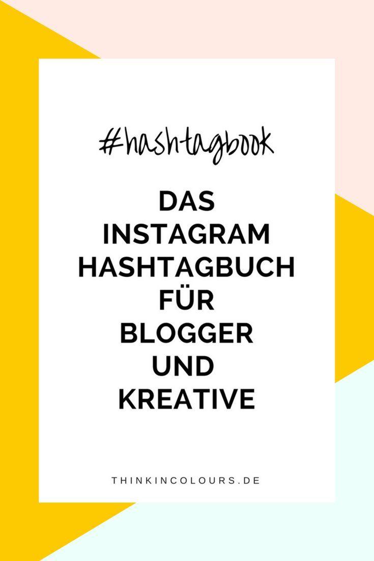 #hashtagbook | das hashtagbuch für blogger und kreative