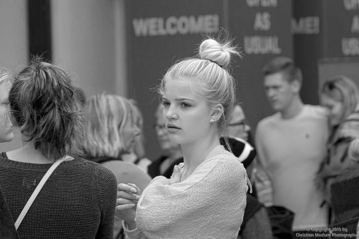 Captured during a walk down Strøget in Copenhagen