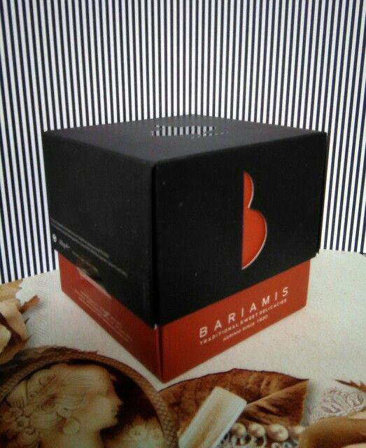 Bariamis Sweet Delicacies! Loukoumi cinnamon with orange zest!