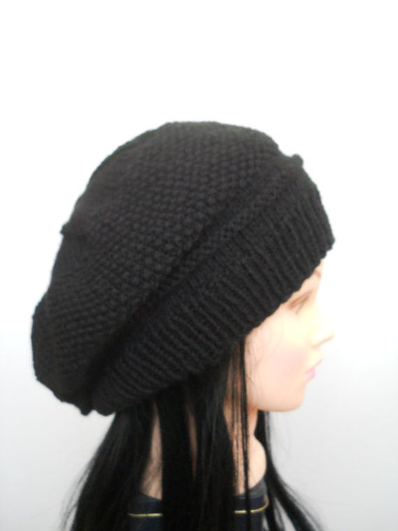Check out this item in my Etsy shop https://www.etsy.com/listing/174391790/black-women-oversized-hat-women-winter