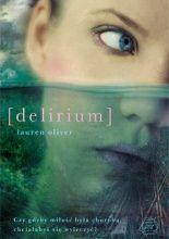 Okładka książki Delirium