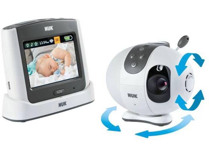 Nuk Babyphone Eco Control Video Max 410 Babyphone Eco Control Video Phone Electronics