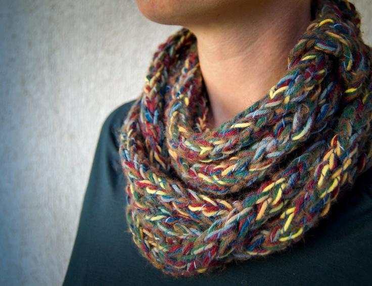 Handmade scarf.....