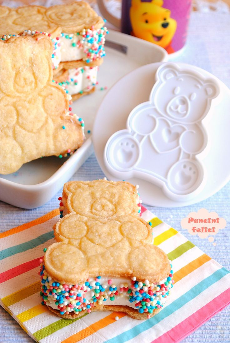 preparare biscotto gelato in casa