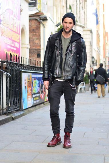 Street style in London ...repinned für Gewinner! - jetzt gratis Erfolgsratgeber sichern www.ratsucher.de