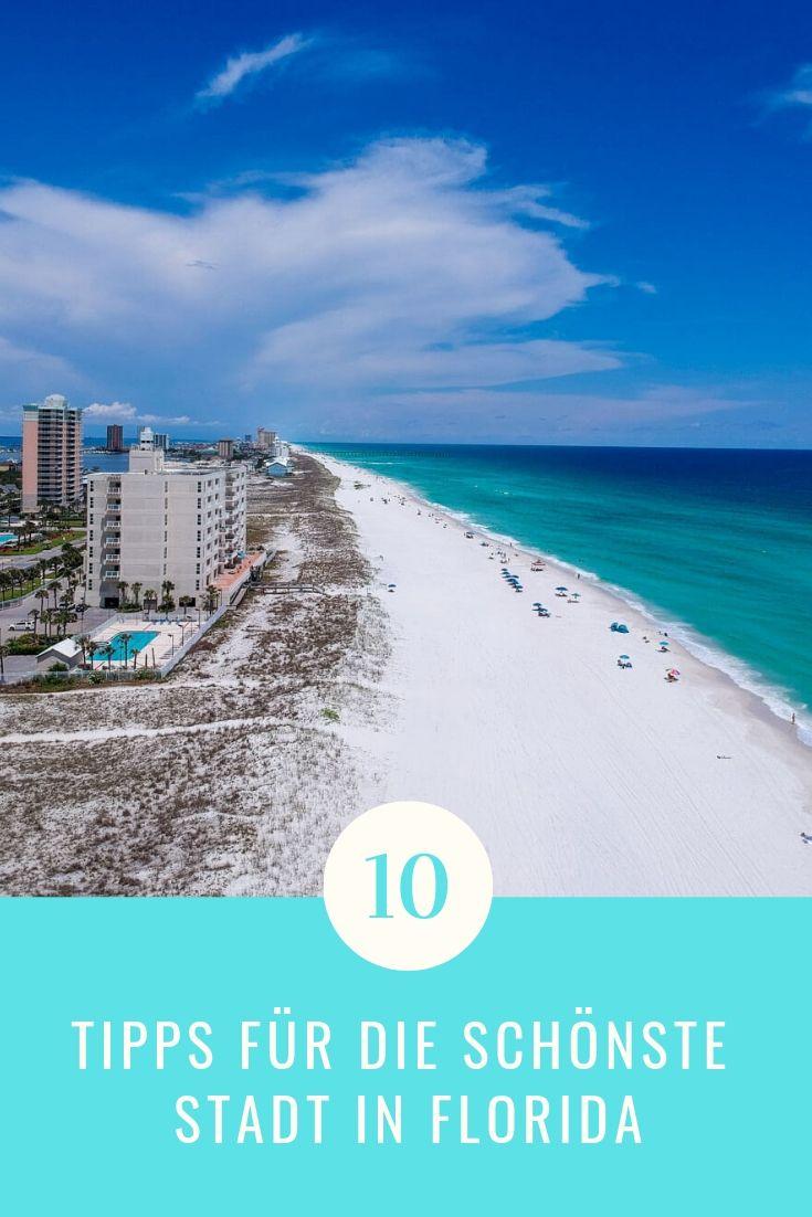 Florida Urlaub In Destin 10 Tipps Fur Die Schonste Stadt In