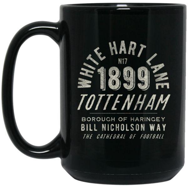 Football America Tottenham Mug White Hart Lane 1899 Tottenham Coffee Mug Tea Mug Football America Tottenham Mug White Hart Lane 1899 Tottenham Coffee Mug Tea Mu