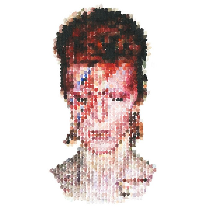 Pixel Art Wedding Cake : 84 best images about Bowie Cakes on Pinterest Aladdin ...