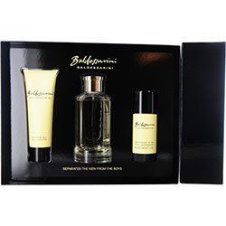 Hugo Boss Baldessarini Gift Set for Men (Eau de Cologne Spray, Sbower Gel, Deodorant) - http://www.theperfume.org/hugo-boss-baldessarini-gift-set-for-men-eau-de-cologne-spray-sbower-gel-deodorant/