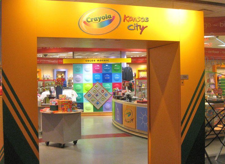 Crayola Store in Kansas City, MO