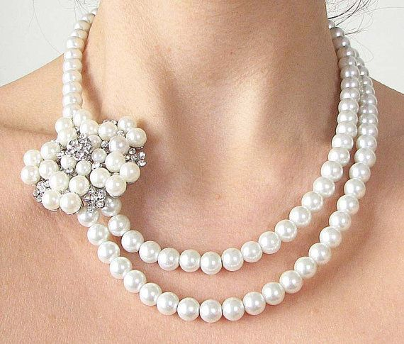 91 best Wedding jewelry images on Pinterest Wedding jewelry