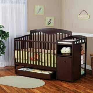 Best 25 Crib With Changing Table Ideas On Pinterest Portable