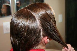 Cute Frisuren: Dreifach-Twists und unordentliche Brötchen