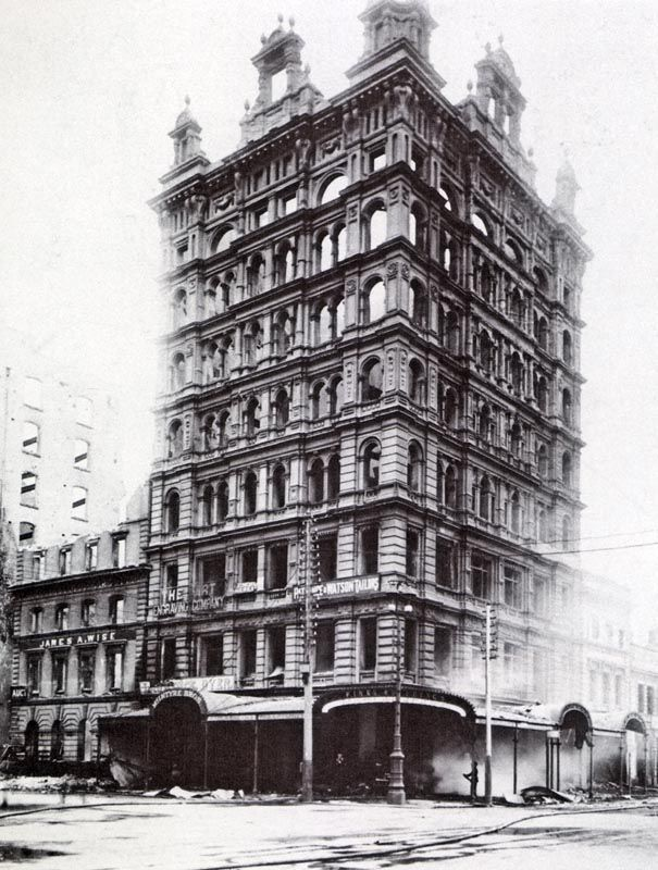 my favourite era of skyscrapers. 1870s-1890's. spent many hundreds of hours researching state libray and heritage vic ive compiled info for a diagram (