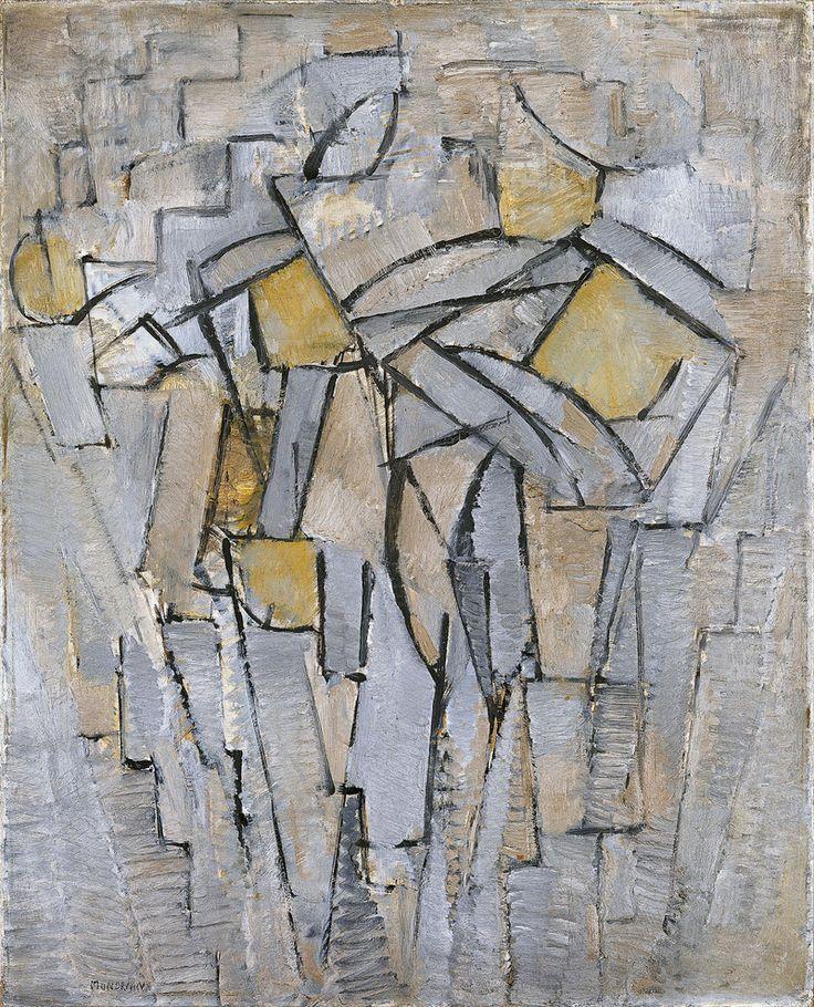 Composition n. XIII/ Composition 2, 1913 Piet Mondrian