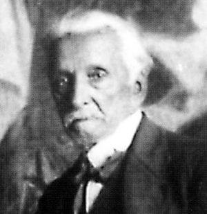 Foto pintor Juan Francisco González foto.