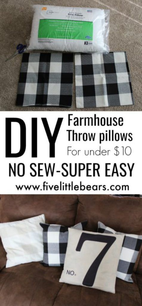 You are reading that right. Throw pillows for under $10! Today I want to share with you a simple DIY project that can save you a ton of money decorating your home. I have always loved throw pillows. They can add so much warmth to a room. But throw pillows can be pretty pricey at $20+ ... Read More about  DIY Throw Pillows For Under $10