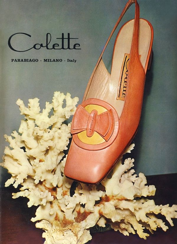 Parabiago Scarpe Sposa.Thehistorialist 1968 From La Flessibile To Colette Parabiago
