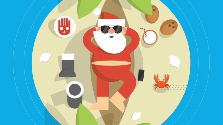 Google Santa Tracker - Where's Santa?. http://www.google.com/santatracker/  Credits: Creative Director: Haraldur Thorleifsson Animation: Mar...