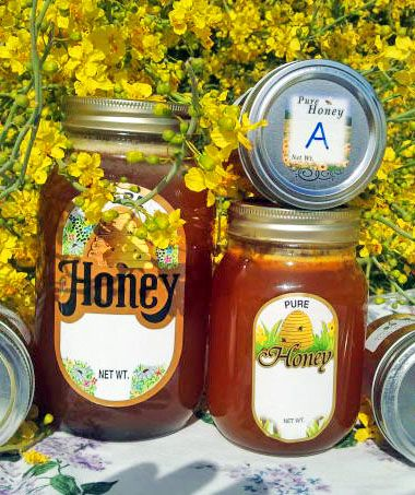 Allergy Pollen Mix is a combination of several key honey products which serve as a natural antidote for allergy sufferers.