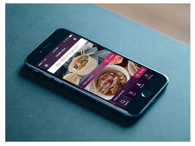 15 Beautifully Designed Restaurant Mobile Apps