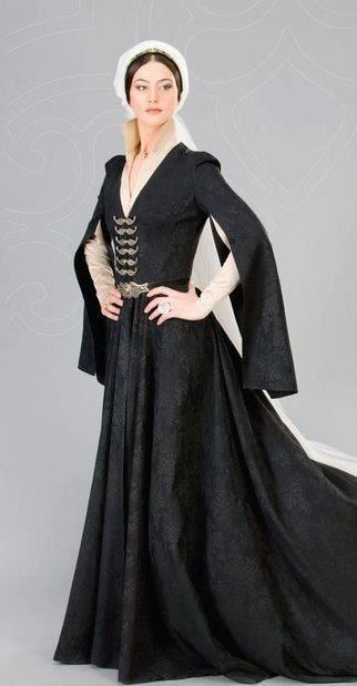 Gowns Pagan Wicca Witch:  Circassian #dress.