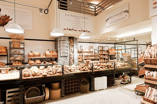 This place is amazing! Go for a coffee or gelato snack or choose one of many stations (pasta, pizza, antipasto, seafood, vegetable bar, etc.) for an amazing meal. Too many beautiful Italian treasures! Eataly by Mario Batali and Joe and Lidia Bastianich, New York