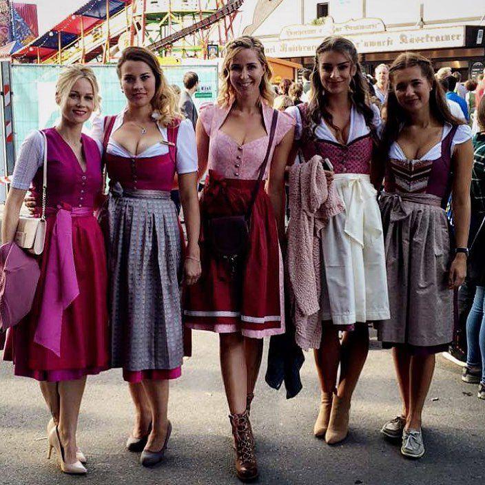 #cocoverogirls  all in  @lindarella.de @thisislisax @stylingliebe #sundayfunday #cocovero #Dirndl #tracht #onfleek #cocoverogirl #wiesn #bloggerstyle #fashion #prettygirls #bavaria #blogger #münchen