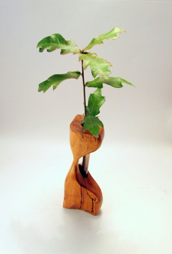 Vintage mid century minimalist freeform wood and by WhatNotsToLove, $17.00