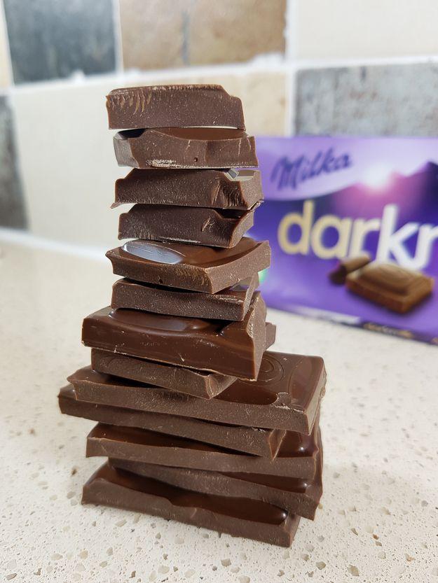 Review Darkmilk From Milka Chocolate Milka Chocolate