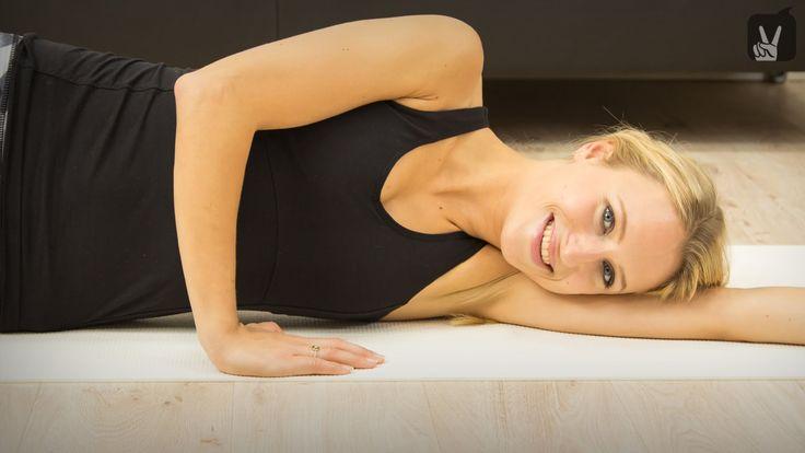 Pilates für Anfänger – das Einsteiger-Workout für den ganzen Körper