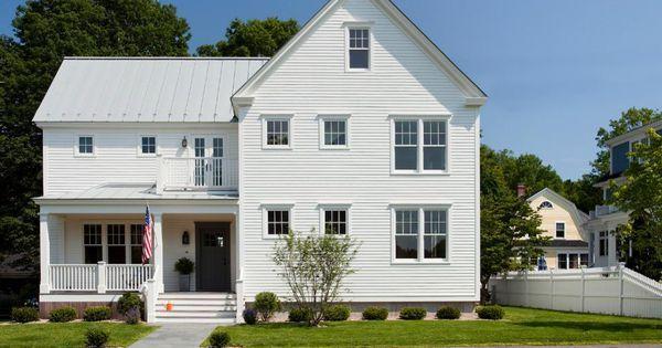 Heather Miller Realtor On England Houses New England Farmhouse