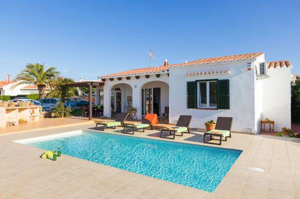 Villa Marina Way, Punta Prima, Menorca, Spain. Find more at www.villaplus.com
