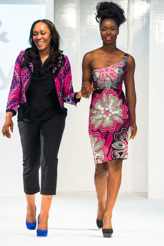 Image detail for -Africa Fashion Week London 2012: (Pictures) Ella  Gabby Day 1 # ...
