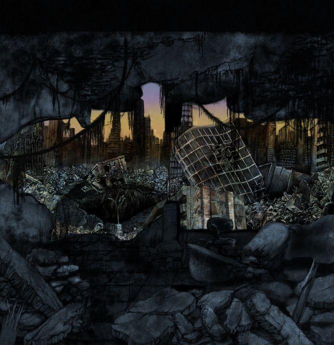 pós-apocalipse - Ebbios