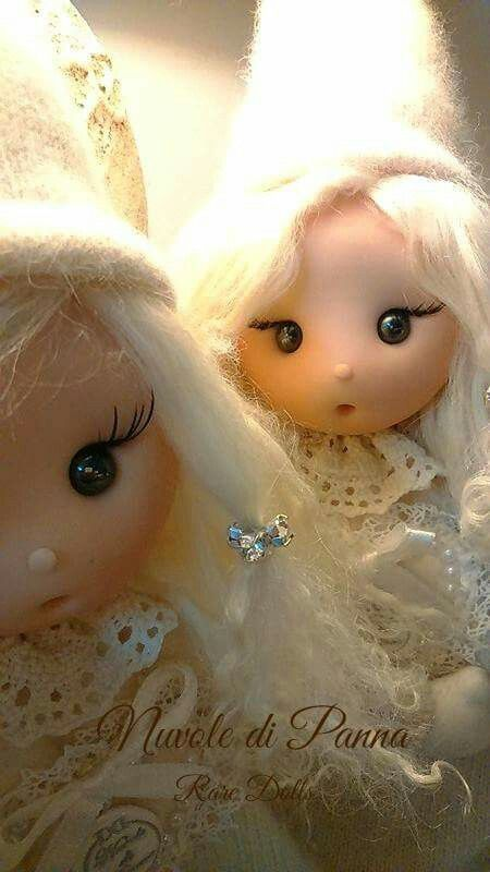 Rare Dolls Nuvole di Panna