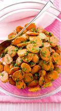 Spiced carrot salad - Recipes - New Zealand Woman's Weekly