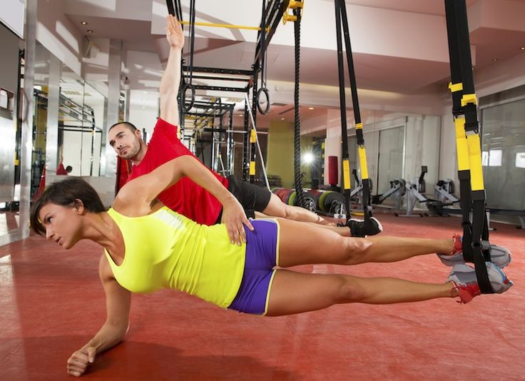 Schlingentraining für Fortgeschrittene – Die besten Übungen mit dem Sling Trainer