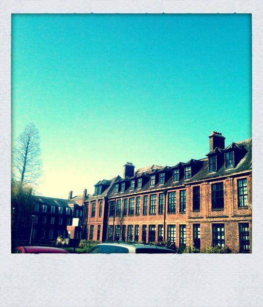 University of Hull in Hull, Kingston upon Hull