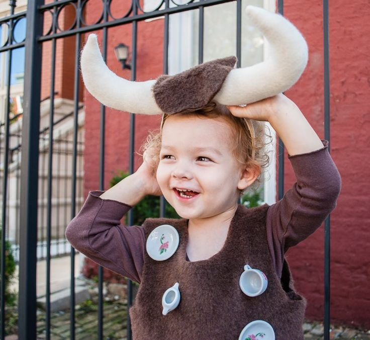 this one is best toddler halloween costumes with horns