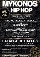 EVENTO: 3-5-2014 en Herrera, Sevilla: Xino MC, Kolega, Basicko & Burze Beats + Post Mortem & J Lunatic + Thega & Mako + Shiop & Jose.M
