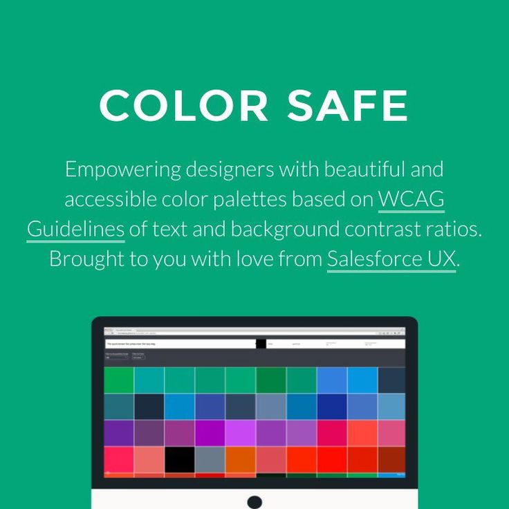 Tool for creating Accessible colour combinations - WCAG friendly!