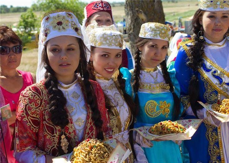 Tatarlar - Astrakhan - татарский - Татарстан - Türk Asya - Bilig Bitig, Asian Turkish, Тюрки России