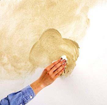 Vila do Artesão - aprenda duas dicas para renovar a pintura de uma parede você mesma.