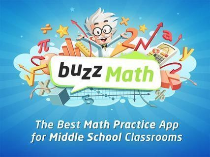 This a free (for now) middle school math app that contains hundreds of problem-solving activities common core activities in a PARCC-like format.