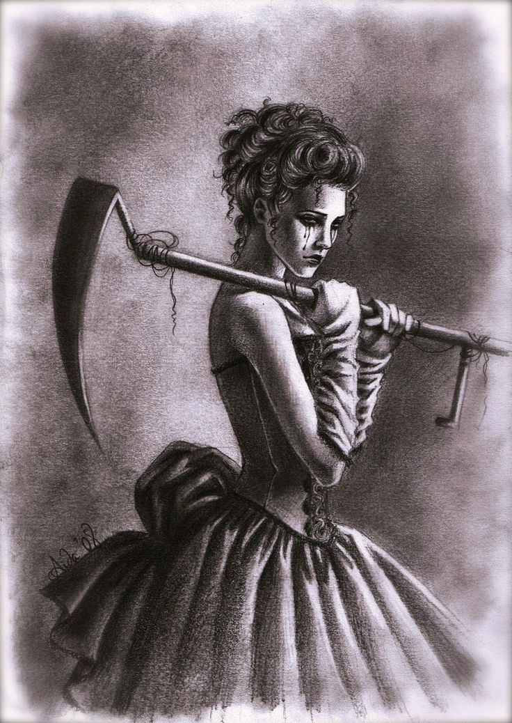 Just one of so many fantastic pencil drawings that will be featured on Noupe later this week!