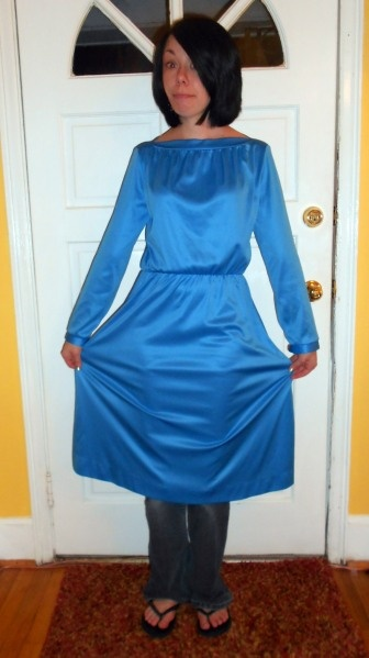 Fun blog with tons of re-fashioned clothes!